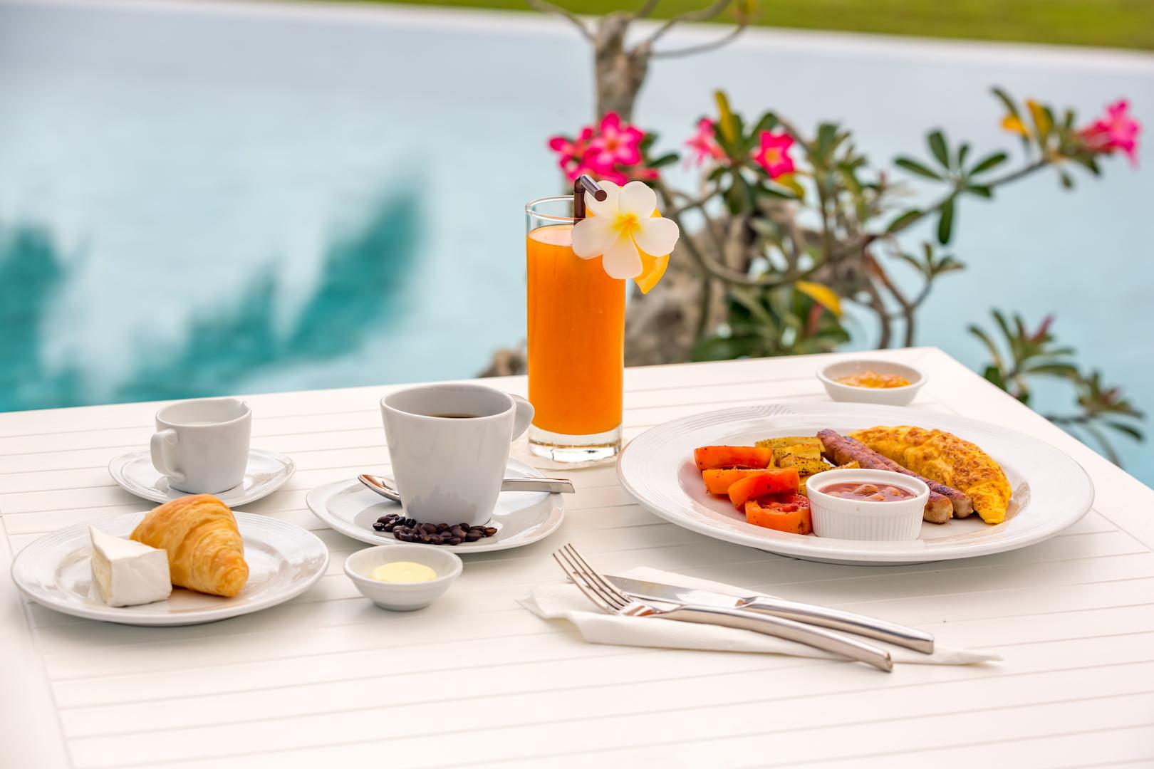 Koh Yao Noi Breakfast